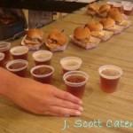 J. Scott Catering Tasting