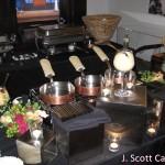 J. Scott Catering Food Station Options