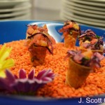J. Scott Catering Passed Hors D'oeuvre Options