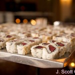 J. Scott Catering Sushi Action Station