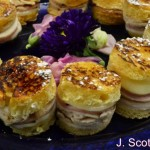 J. Scott Catering passed hors d'oeurves
