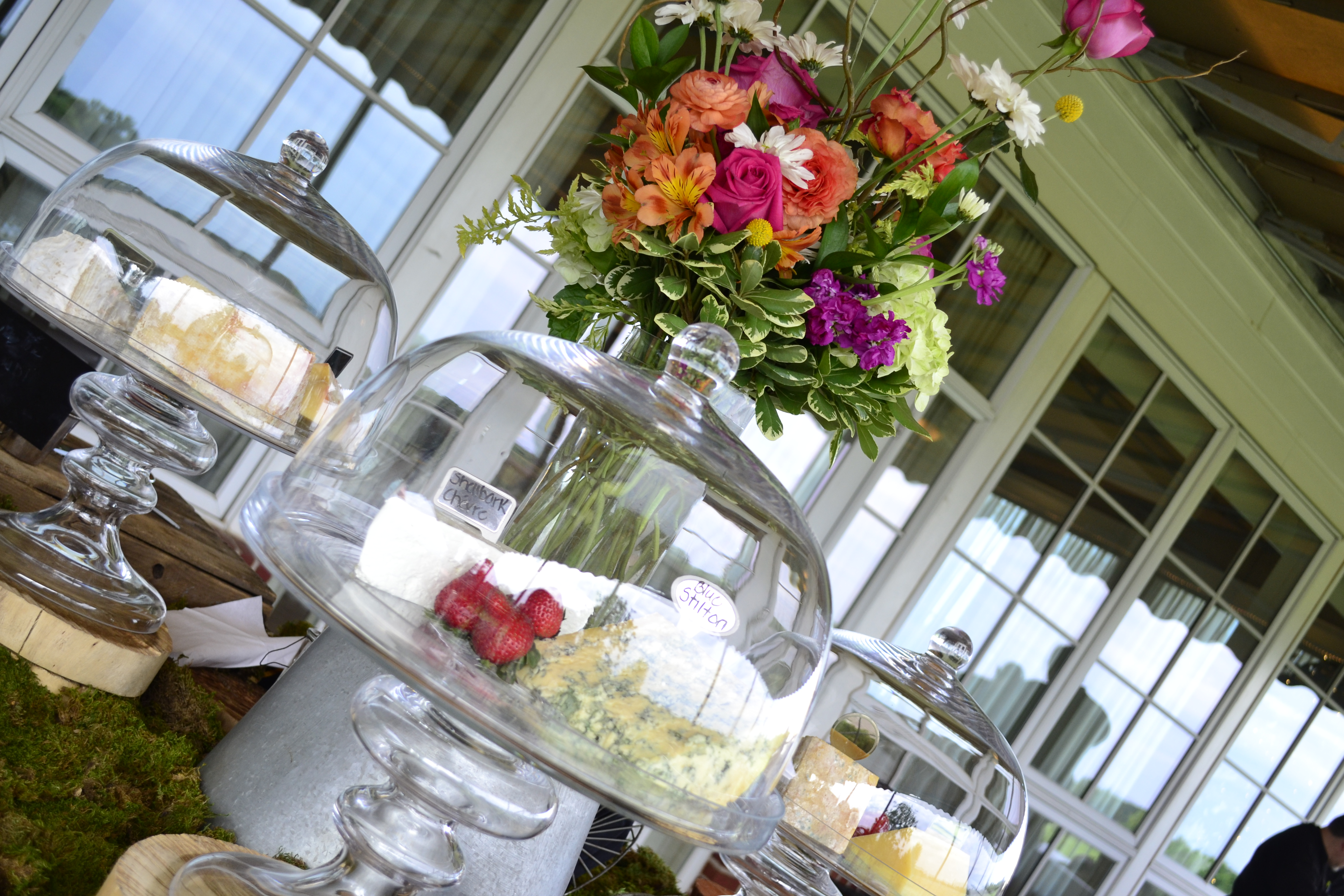 Michael J S Catering Kitchen Wedding