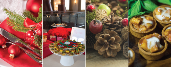 Holiday Party Themes at Phoenixville Foundry