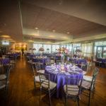 Wedding reception at Radnor Hunt