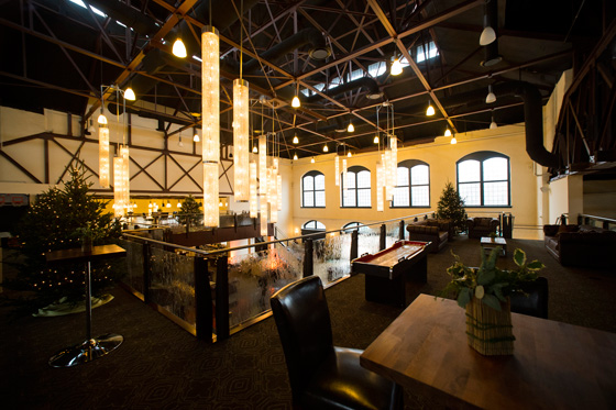 Open Concept Holiday Event at The Foundry