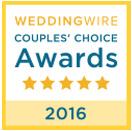 J. Scott Catering Wins WeddingWire Couples' Choice Award
