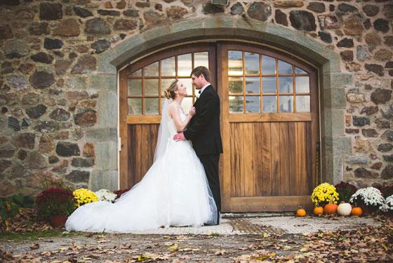 Fall Wedding Photo Backdrops
