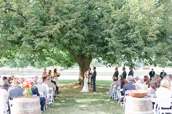 Get Married Under the Linden Tree at Springton Manor Farm