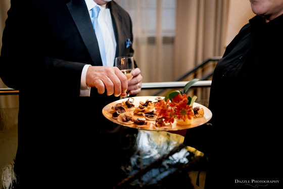Newsflash: Layers Upon Layers of Brilliant Wedding Food Ideas Revealed