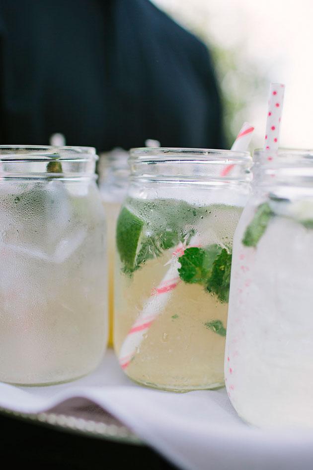 Mint mojito Whisky lemonade