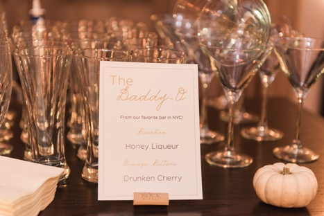 Signature Cocktails for Wedding Inspiration