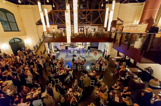 Vast Space for all Events at Phoenixville Foundry