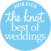 2018 Pick - The Knot Best of Weddings