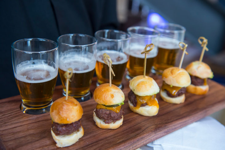 Sliders for Late Night Snacks