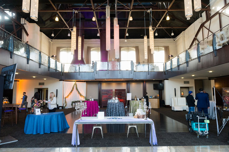 9th Annual Chester County Bridal Showcase at Phoenixville Foundry