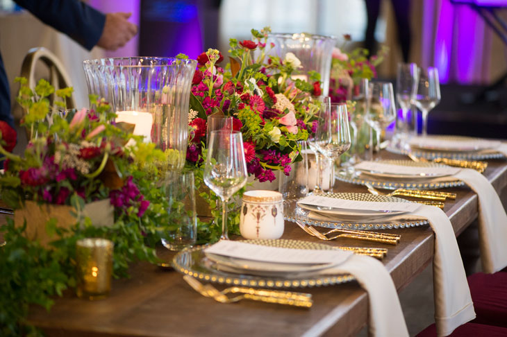 Memorable Wedding Touches