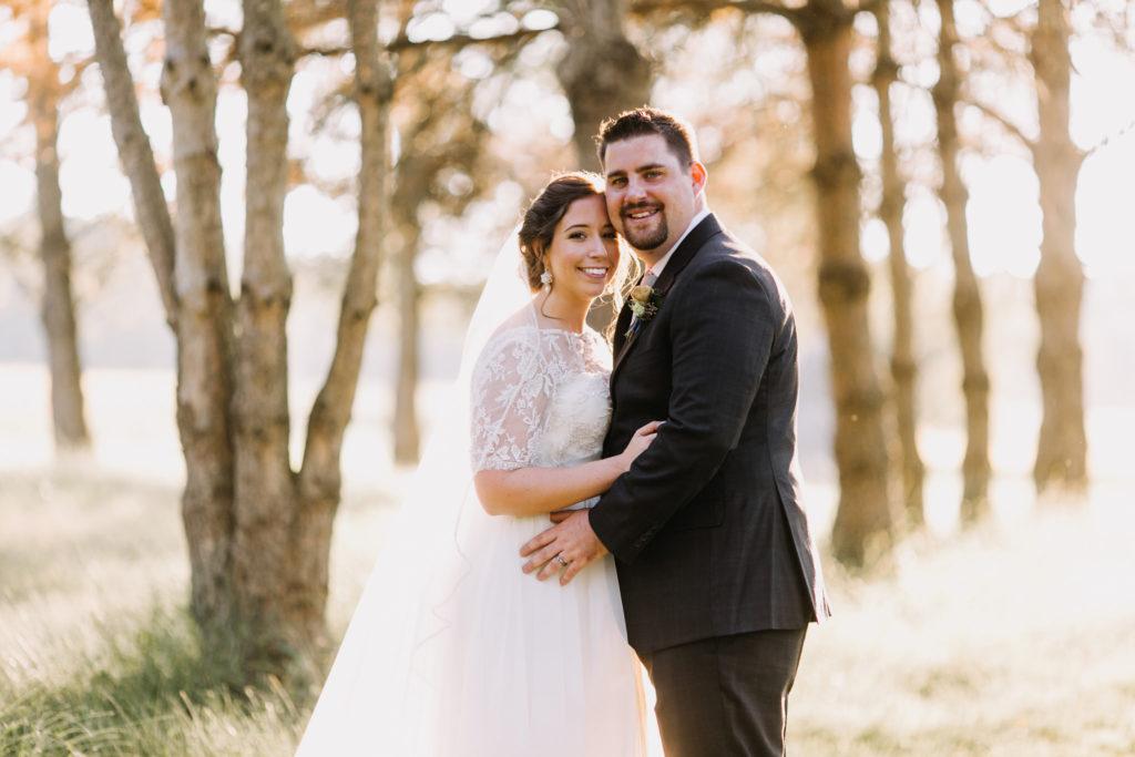 Dominique & Ryan's Elegant Wedding at Springton Manor Farm
