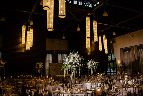 Wedding Reception at Phoenixville Foundry