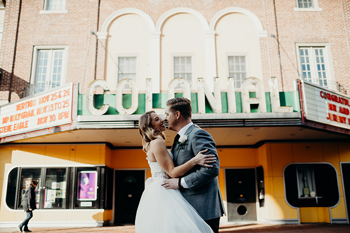 Classy and Cool: Emily and Andrew's Special Day at the Phoenixville Foundry