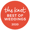 The Knot best of weddings pick 2020