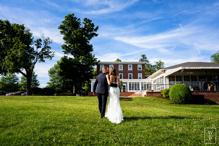 Roxanne & Jack Radnor Hunt Wedding