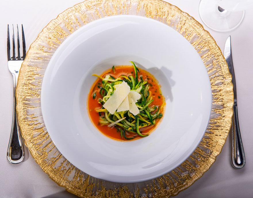 Zucchini and Squash Noodle