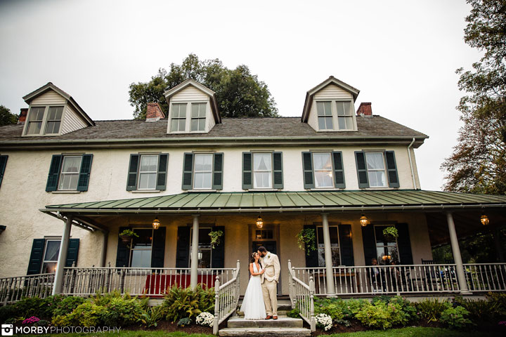 Weddings at Springton Manor Farm