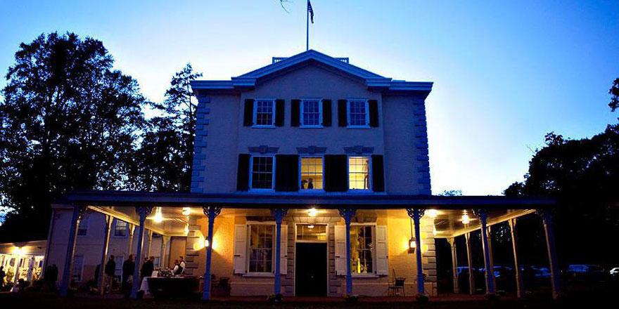 Belmont Mansion Philadelphia Wedding Venue