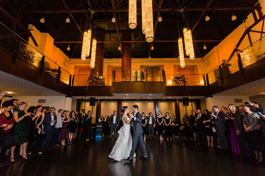 Phoenixville Foundry Wedding Ceremony and Receptions