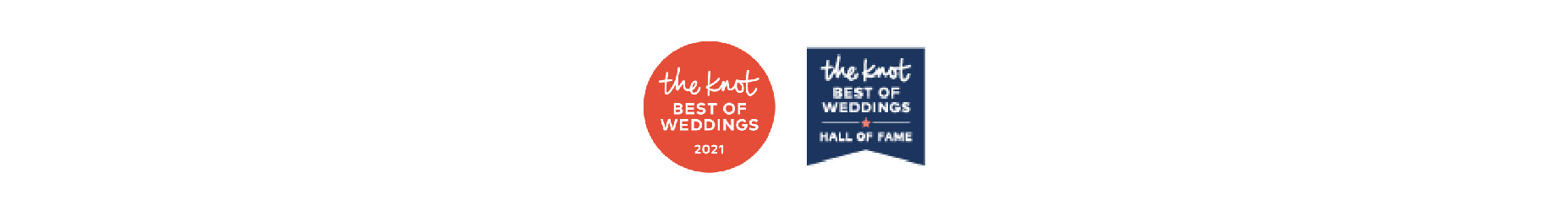 J. Scott Catering Named Winner of The Knot Best of Weddings 2021 and Inducted into The Knot Best of Weddings Hall of Fame