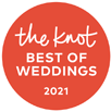 The Knot best of weddings pick 2021